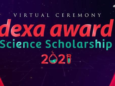 Dexa Award Science Scholarship 2021: Inovasi untuk Bangsa