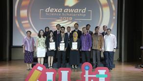 Dexa Award Science Scholarship 2019 Dorong Generasi Muda Kembangkan Inovasi Riset Kesehatan