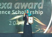 Desi Gianti - Universitas Trunojoyo Madura, Pemenang Dexa Award Science Scholarship 2018