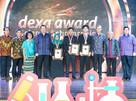 Pemenang DASS 2018 bersama Direksi Dexa Group dan Juri