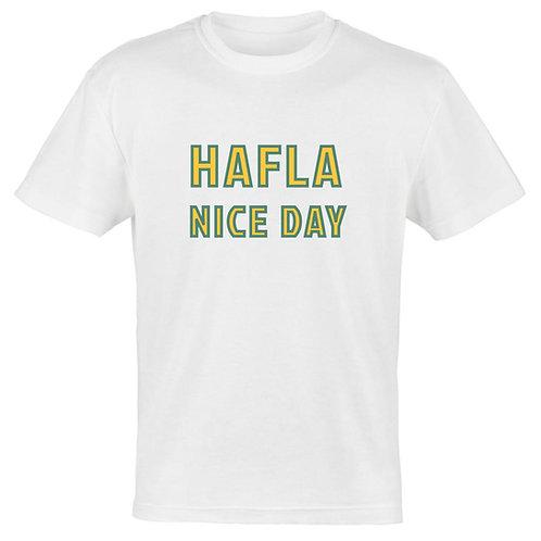 """Hafla nice day"" Tee"