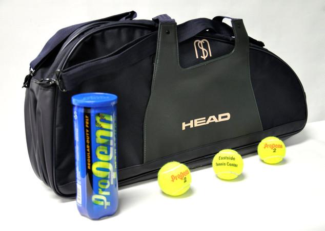 Head Sharapova Combi Bag courtesy of Fit2Hit Pro Shop
