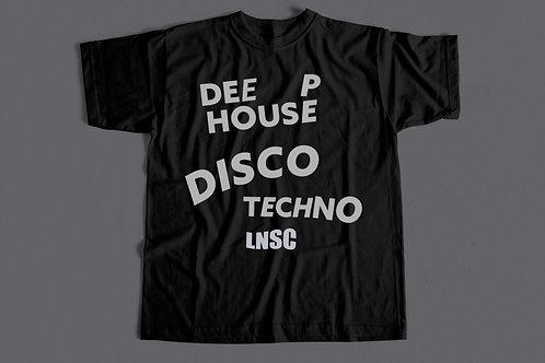 HOUSE, DISCO, TECHNO