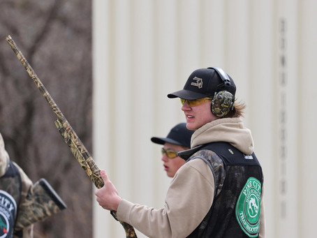 Dragons Trap Shoot Team Sets Eyes to State Tournament