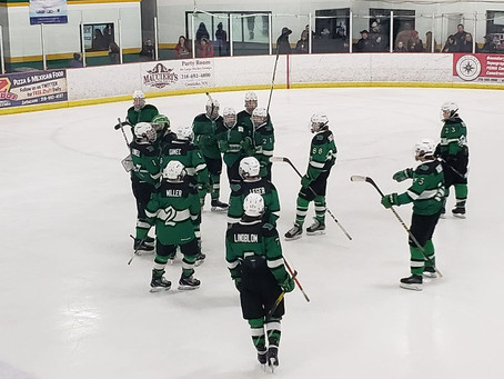 Dragons Earn Dominating Section 5A Victory