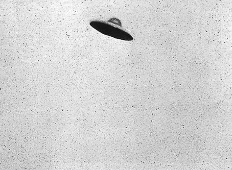 UFO Sighting Reported in Sandstone
