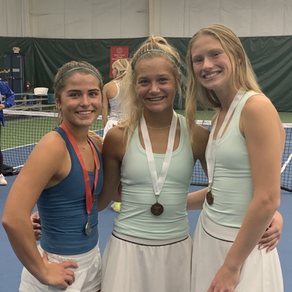 Ella Sell Earns Individual Trip to State