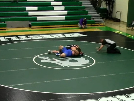 Dragons Wrestling Hosts Virginia and RC/B