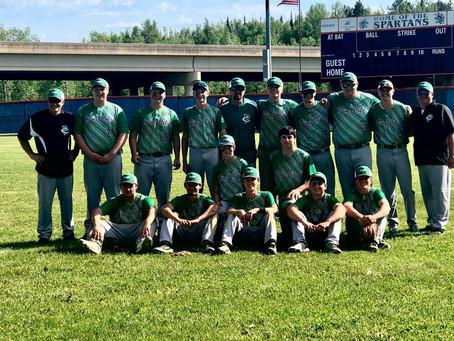 Dragons Baseball Season Recap