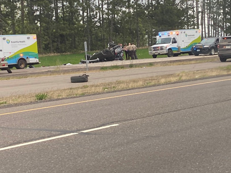 Multiple Weekend Crashes Leave One Dead