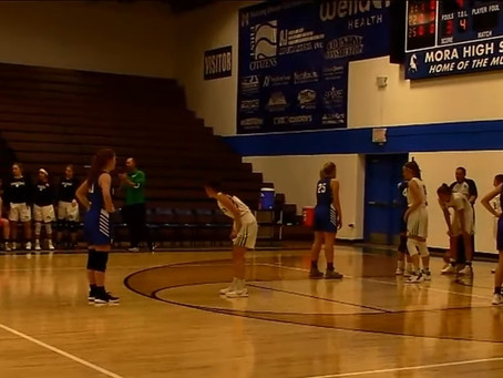 Dragons Girls Pick Up Victory Over Mora