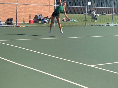 Pine City Tennis Results from Aitkin and Hibbing