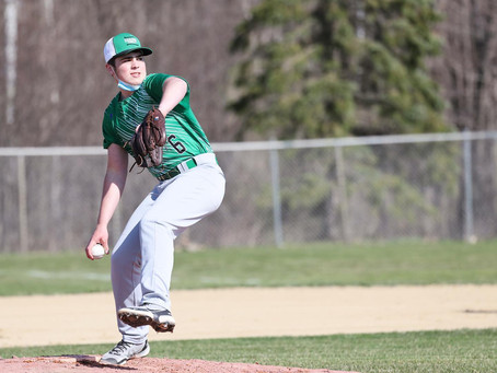 Dragons Baseball Off to a Hot Start