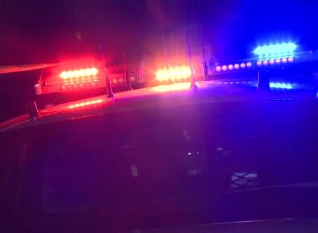 Crash Sends North Branch Man to the Hospital