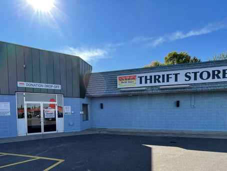 New Horizon Thrift Reopens Following Location Change