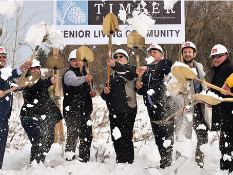 New Senior Living Community Breaks Ground in Pine City