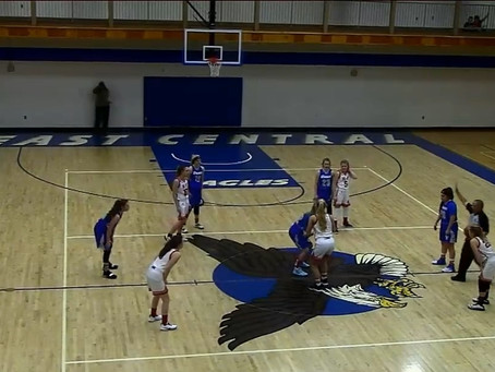 East Central Girls Basketball Wins Back and Forth Match Over Hinckley-Finlayson