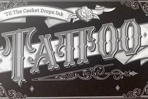 'Til the Casket Drops Ink-Pine City