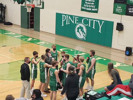 Dragons Earn a Pair of Wins over Onamia