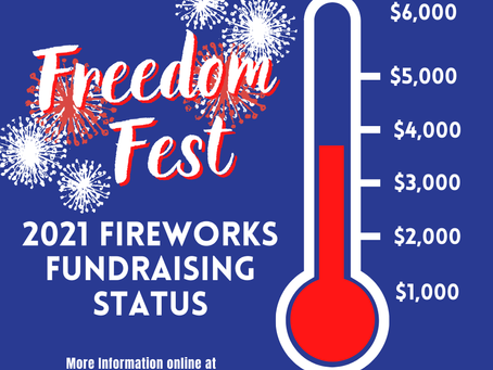 Pine City Chamber Looks for Community Help with Freedom Fest Fireworks