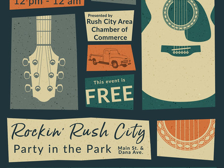 Rockin' Rush City Returns to City Park