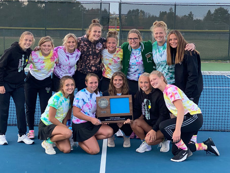 Dragon Tennis Wraps up another Successful Season