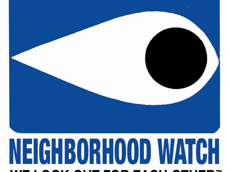 Pine County Sheriff Nelson Lends Support for Neighborhood Watch Groups