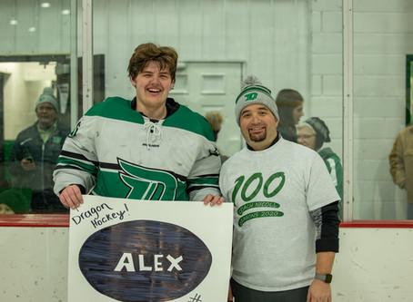 Grant Nicoll Steps Down as Dragon Hockey Coach