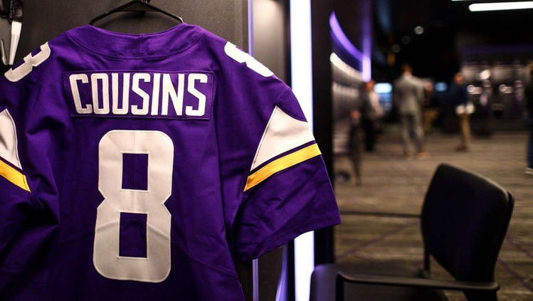 premium selection 6096a f20a9 Lee's Pro Shop Chosen to Stitch Vikings' Game Day Jerseys