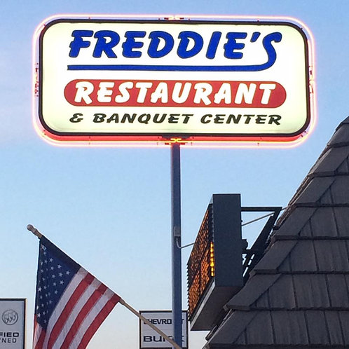 Freddies Restaurant and Banquet Center- Mora, MN