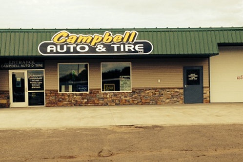 Campbell Auto and Tire-Pine City, MN
