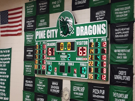 Mora Gets Huge Section Win Over Pine City