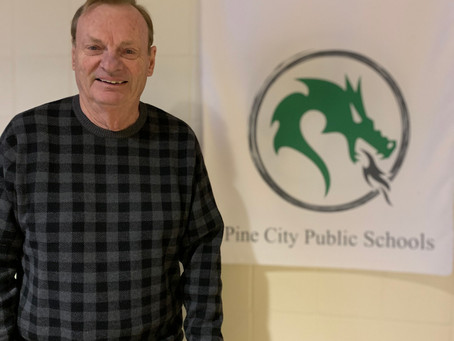 """Wally Connaker Named to MSBA """"All-State School Board"""""""