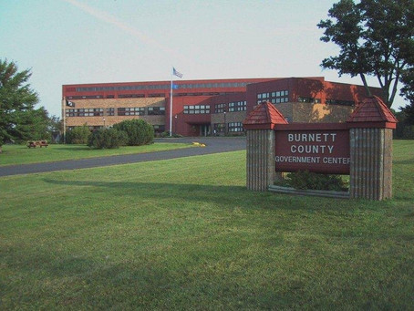 Burnett County Wis. to Close Facilities