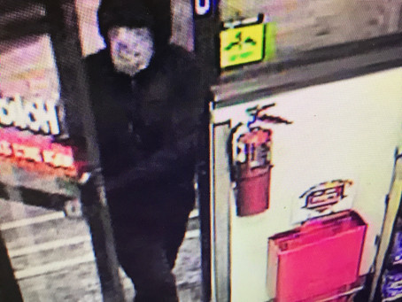 Hinckley Gas Station Robbed at Gun Point