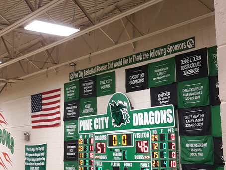Dragons Pull Off Comeback Win Over Foley