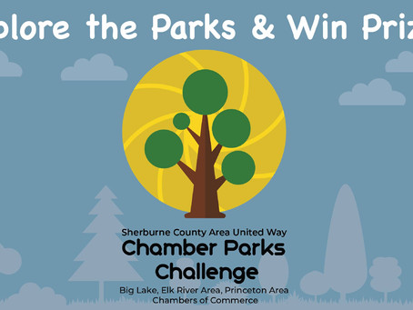 Chamber Parks Challenge in Sherburne County