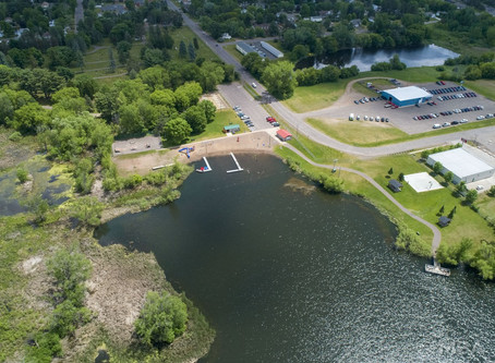 Pine City's Westside Park & Beach Opens with New Rules