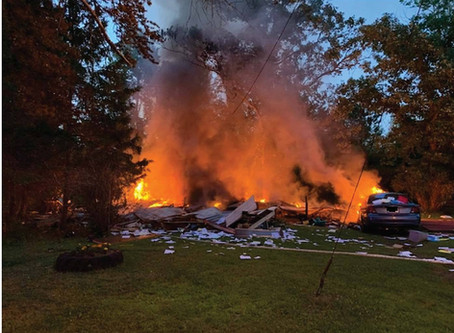 Two People Seriously Injured after Furnace Explosion