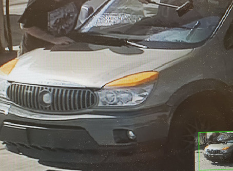Chisago Co. Authorities Seek Man Involved in Gas Drive Off and Stolen License Plates