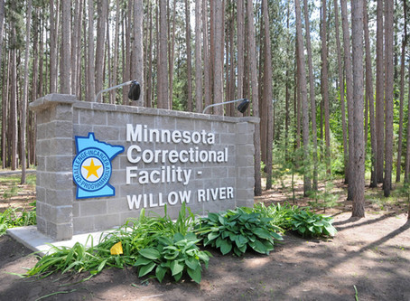 Willow River Prison to be Closed by the MN DOC