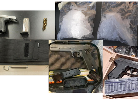 Predatory Offender Arrested with Drugs and Guns in Aitkin