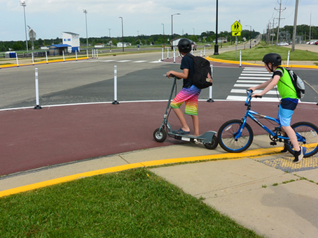 The City of Braham Invited to Try-out Potential Walk, Bike Opportunities