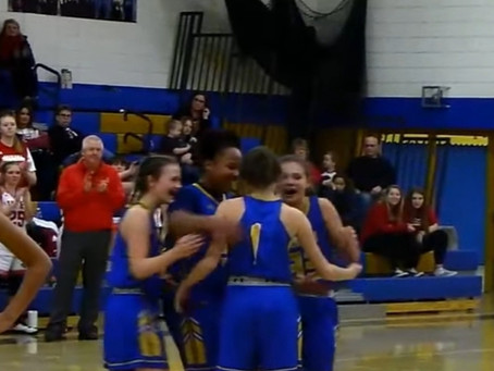 Hannah Cornelius Hits Her 1,000 Career Point in Victory Over Hinckley-Finlayson