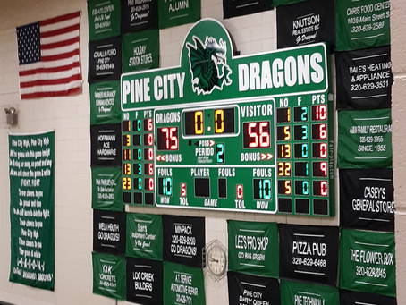 Dragons Stay Undefeated in Conference play With Win Over East Central