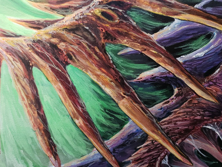 Pine Center for the Arts Welcomes Abstract Painter with New Gallery