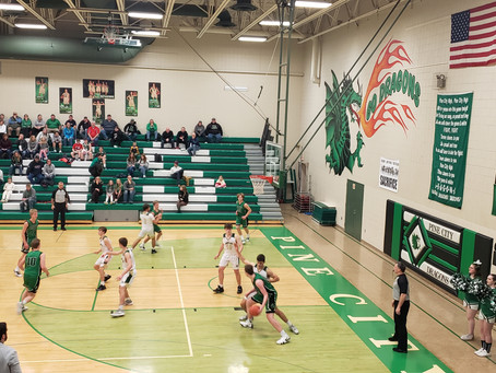 Dragons Hold Off Late Comeback by Chisago Lakes for the Victory
