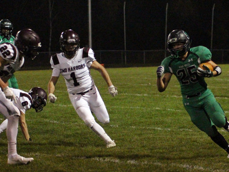 Dragons Start Season with Victory Over Two Harbors