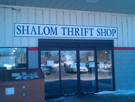 Cambridge to Waive Building Permit Fees for Shalom Thrift Shop