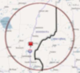 Listener Reach Map